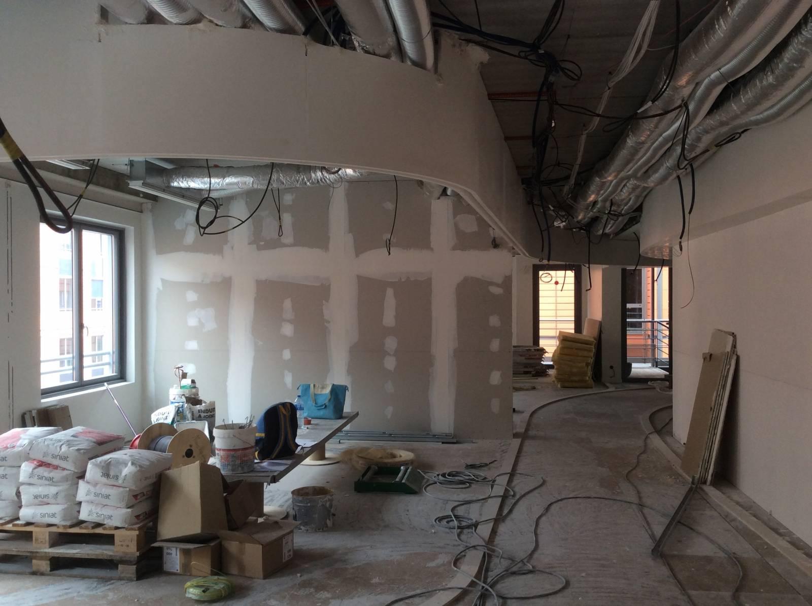 Réaliser des travaux de rénovation d un immeuble de bureaux