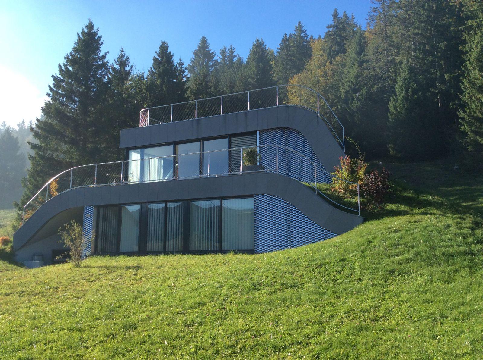 Construire une maison contemporaine maitre d 39 oeuvre lyon for Construire sa maison contemporaine