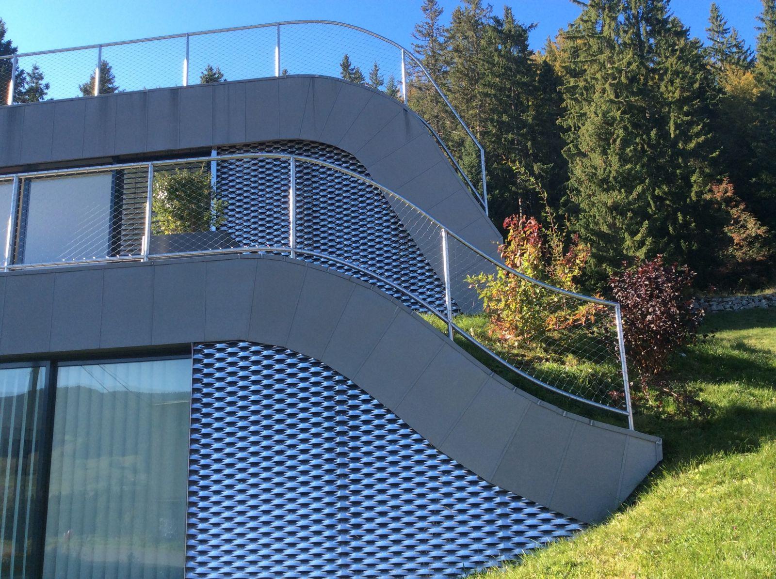 Construction d'une maison contemporaine sur mesure en région Rhône-Alpes - AGO